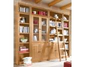 Home affaire, Bücherwand »Bergen«, Breite 255 cm