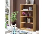 Bücherregal aus Fichte Massivholz 80 cm breit