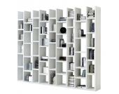 Bücherregal Emporior III - Weiß, loftscape