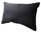 Rückenkissen 85x50x23,5cm Schwarz zu 3er Lounge Sofa