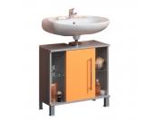 Ponza Waschbeckenunterschrank - Orange, Giessbach