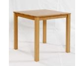Massivholztisch aus Buche Quadratisch