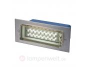 Hagen LED Wandeinbauleuchte 17 cm warmweiß