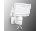 LED-Wandstrahler STEINEL XLed Home 1, Sensor, weiß