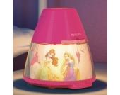 Projektor und Nachtlicht Prinzessin mit LED