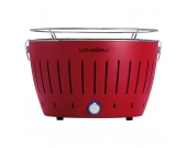 Tischgrill LotusGrill - Stahl - Feuerrot - 25 x 37 x 37, LotusGrill