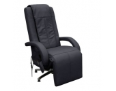 Alpha Techno 2531 Massagesessel - schwarz