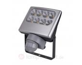 LED-Außenwandleuchte NEGARA mit Bewegungsmelder