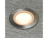 Runder LED-Bodeneinbaustrahler 76 mm